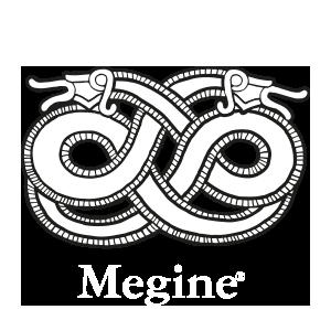 Gilla vår nya sida Megine på Facebook!